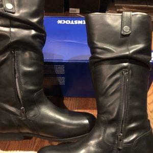 Birkenstock Shoes - Birkenstock Sarnia high black 9 medium new